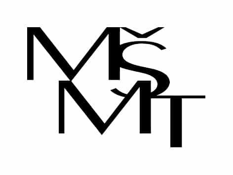 MSMT_logo_bez_textu_black