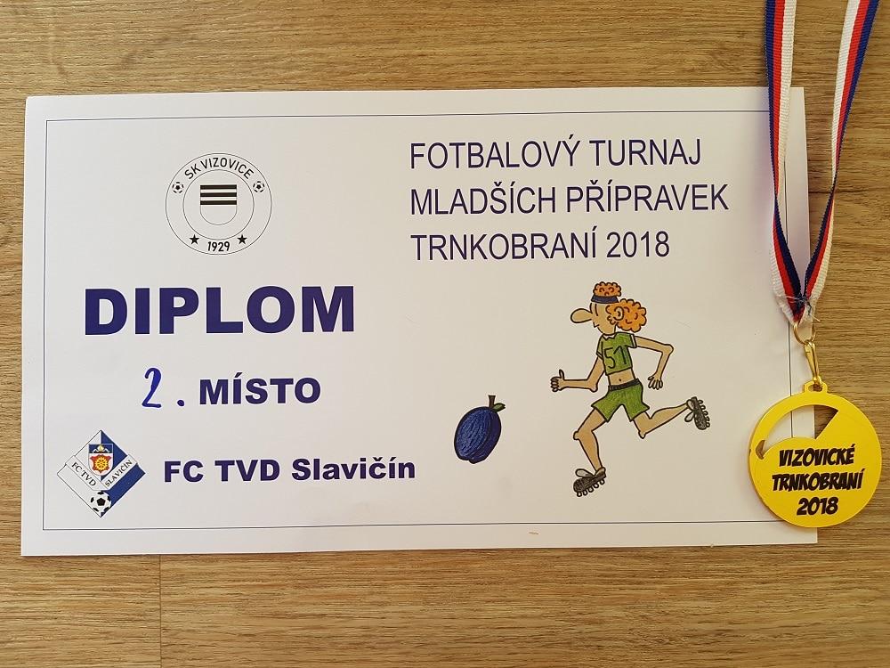 Diplom Vizovice